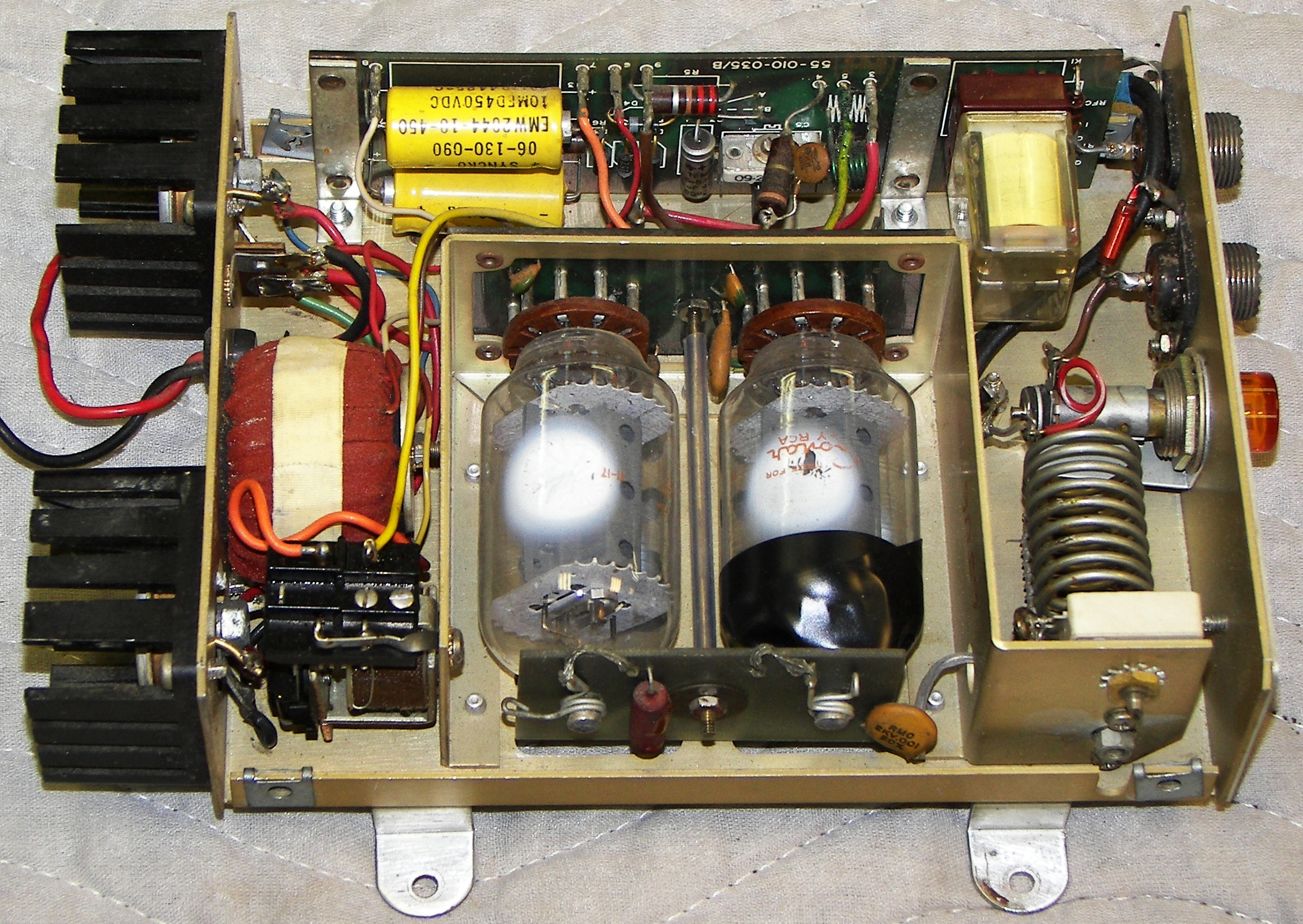 Index php further Light Operated Relay as well Two Transistor Radio besides MetalDetectors 1 besides File Kenwood TS 590S. on old radio schematics