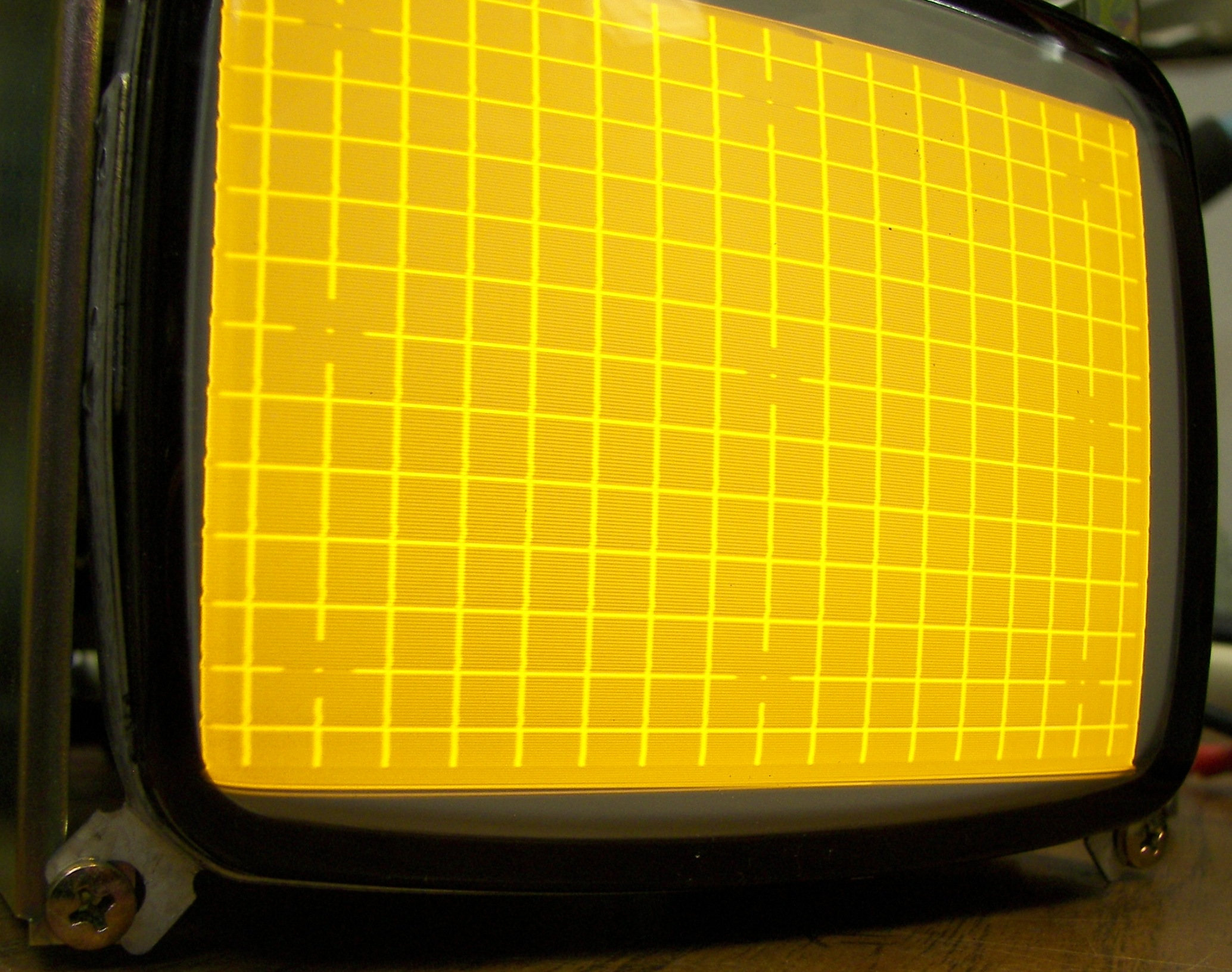 Icom IC-R9000 CRT Display Repairs