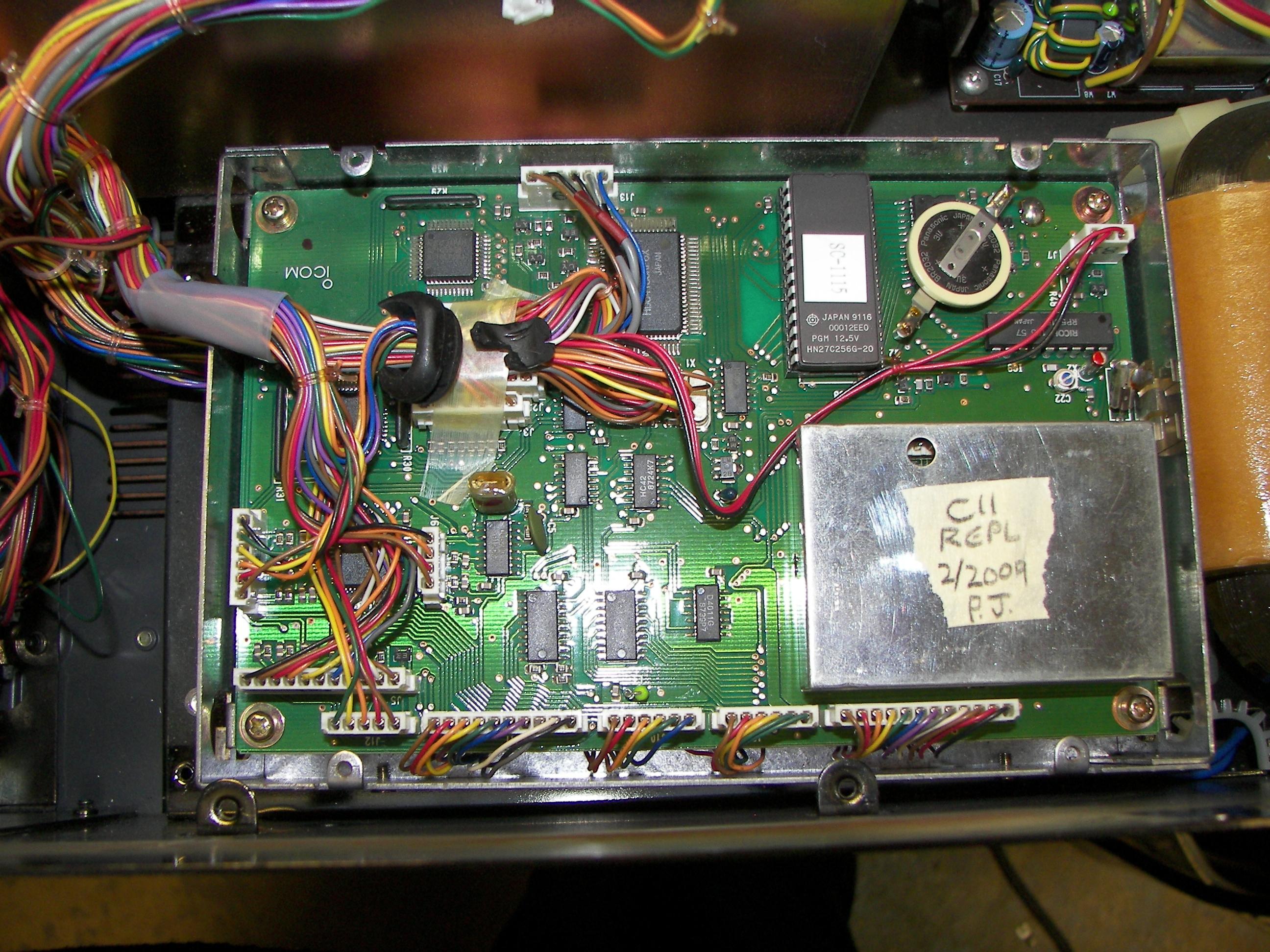 Icom IC-R9000